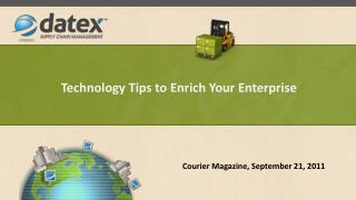 Technology Tips to Enrich Your Enterprise