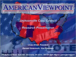 Jacksonville Civic Council Research Presentation