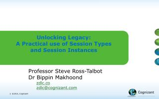 Unlocking Legacy: A Practical use of Session Types and Session Instances