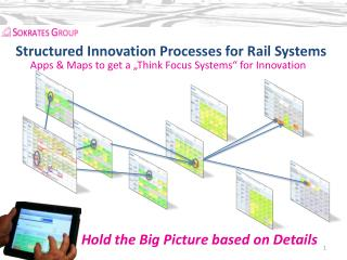 Structured Innovation Processes for Rail Systems
