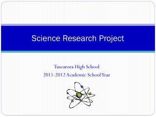 Science Research Project