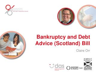 Bankruptcy and Debt Advice (Scotland) Bill