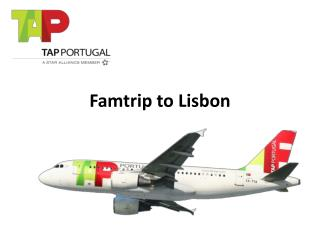 Famtrip  to  Lisbon