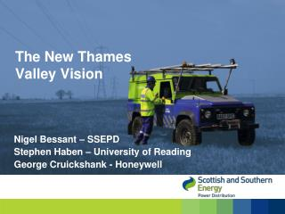 The New Thames Valley Vision