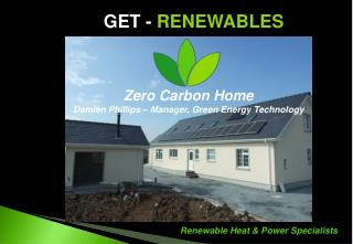 Renewable Heat & Power Specialists