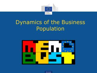 Dynamics of the Business Population