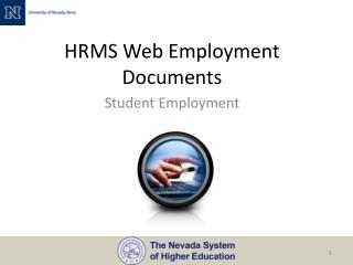 HRMS Web Employment Documents