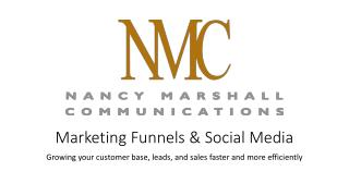 Marketing Funnels & Social Media