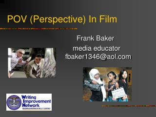 POV (Perspective) In Film