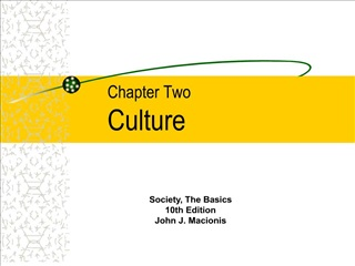 chapter two culture