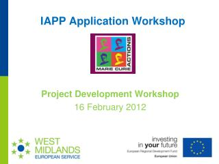 IAPP Application Workshop