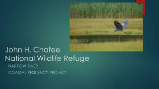 John H.  Chafee National  Wildlife Refuge