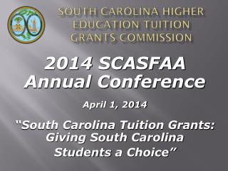 South Carolina Higher Education Tuition Grants Commission