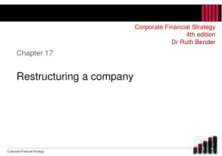 Chapter 17 Restructuring a  company