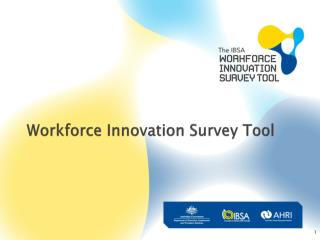 Workforce Innovation Survey Tool