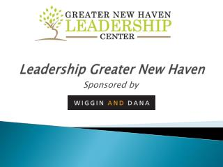 Leadership Greater New Haven