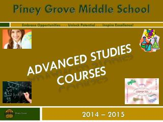 Advanced Studies Courses