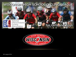 Wisconsin High School  Cycling  League