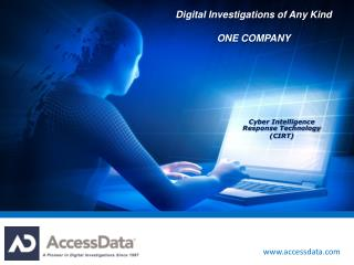 Digital Investigations of Any Kind ONE COMPANY