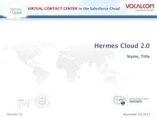 Hermes Cloud 2.0