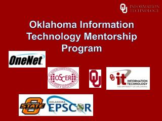 Oklahoma Information Technology Mentorship Program