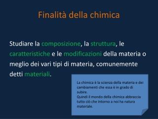 chimica 1