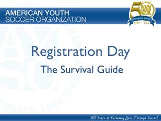 Registration Day