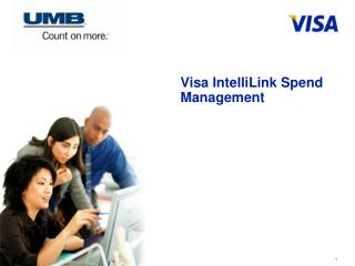 Visa IntelliLink Spend Management