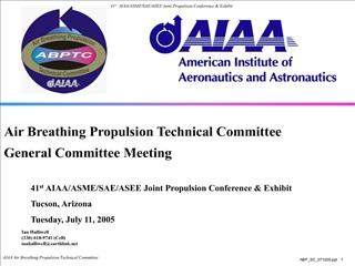 general meeting agenda 1
