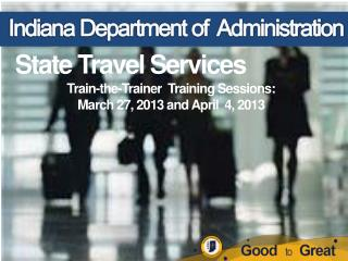 State Travel Services