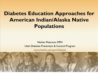 diabetes education approaches for  american indian