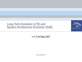 long term evolution lte and  system architecture evolution sae