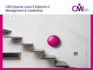 LSE/Imperial Level 5 Diploma in Management & Leadership