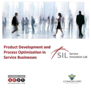 Product Development and Process Optimization in Service Businesses