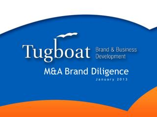 M&A Brand Diligence