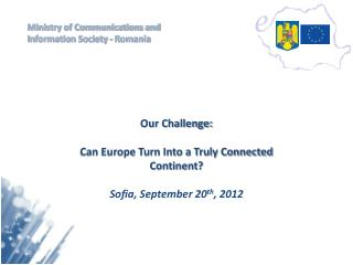 Ministry of Communications and Information  Society - Romania