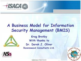 A Business Model for Information Security Management (BMIS)