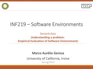 INF219 – Software Environments