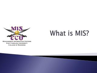 What is MIS?