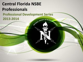 Central Florida NSBE Professionals