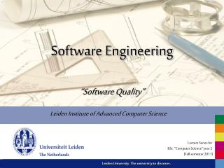 "Software Engineering ""Software  Quality"""