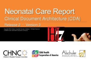Neonatal  Care Report