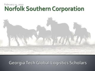 Norfolk Southern Corporation