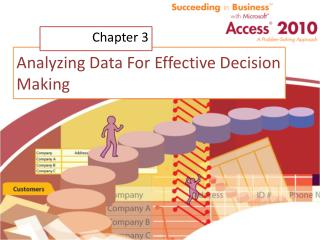 Analyzing Data For Effective Decision Making