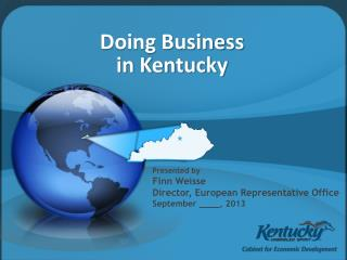 Doing Business  in Kentucky