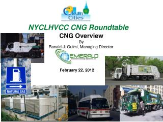 NYCLHVCC CNG Roundtable