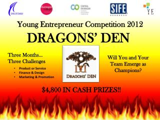 Young Entrepreneur Competition 2012