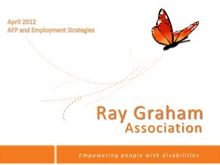 April 2012 AFP and Employment Strategies