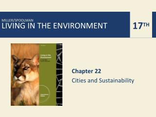 Chapter 22 Cities and Sustainability