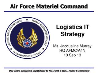 Logistics  IT  Strategy